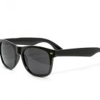 Zwarte wayfarer Brillenbaas