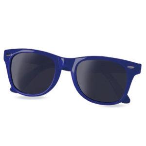 Kinder Wayfarer Blauw Zwart Brillenbaas