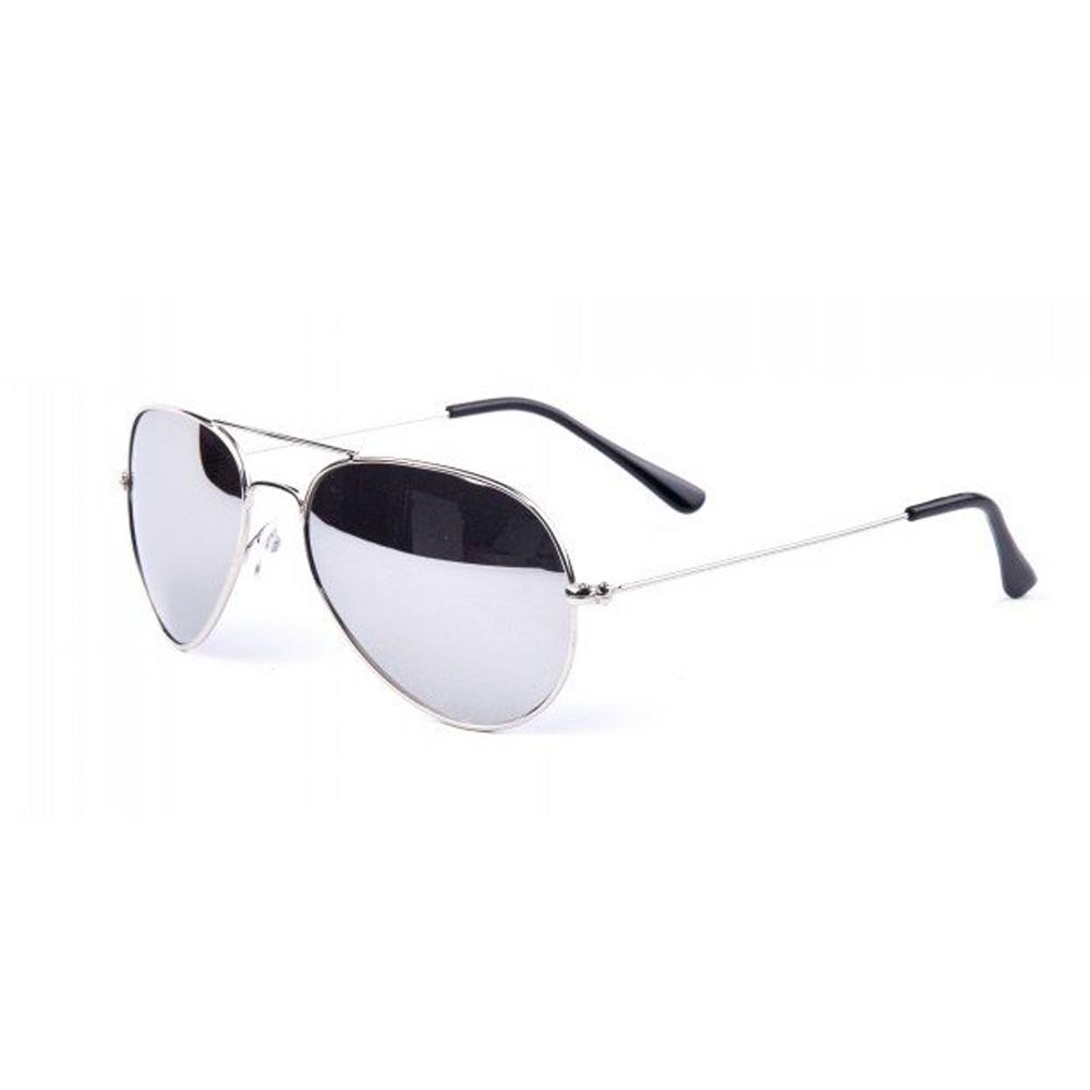 2d6abe69b50ebc Pilotenbril Zilver