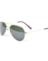 """Pilotenbril koper groen """"Grinch"""""""