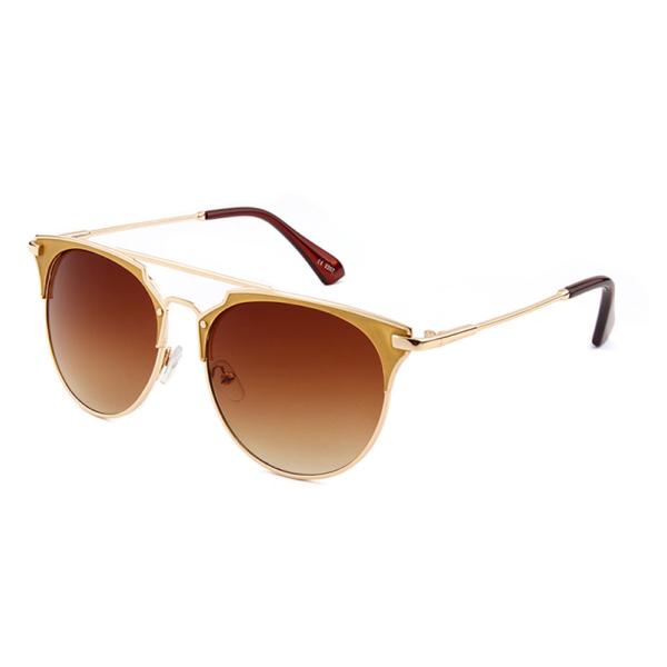 """Retro gouden zonnebril """"Golden Shower"""""""