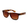 """Kinder wayfarer zonnebril met luipaard print """"Welp"""""""