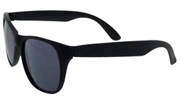 zwarte zonnebril bedrukken Brillenbaas